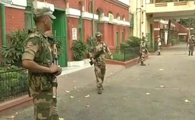 1 Killed In Clashes During West Bengal Polls In Murshidabad