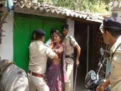 How Senior Patna Cop Treated A Woman Is Caught On Camera
