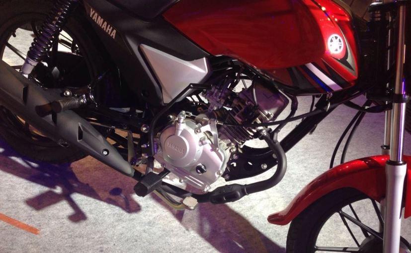 यामाहा सैल्यूटो आरएक्स का इंजन