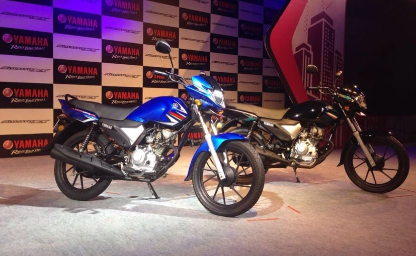 Yamaha Saluto RX 110cc Commuter Motorcycle Launched; Priced at ₹ 46,400