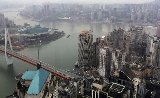 China Braces For 'Severe' Flooding On Yangtze River