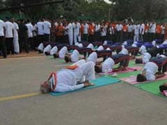 Lucknow Likely To Host Main Yoga Day Event This Year