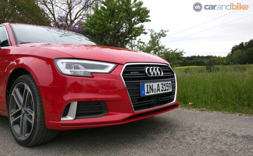 2017 Audi A3 Facelift Front Grille