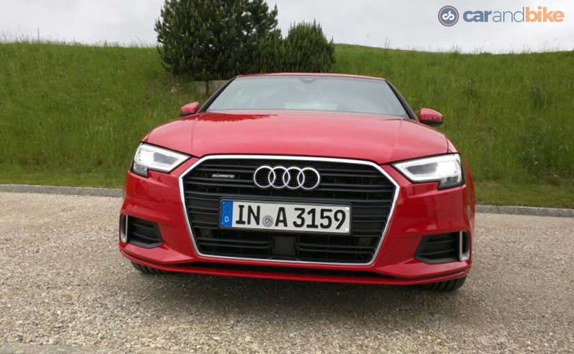 First Drive Review: 2017 Audi A3 Facelift