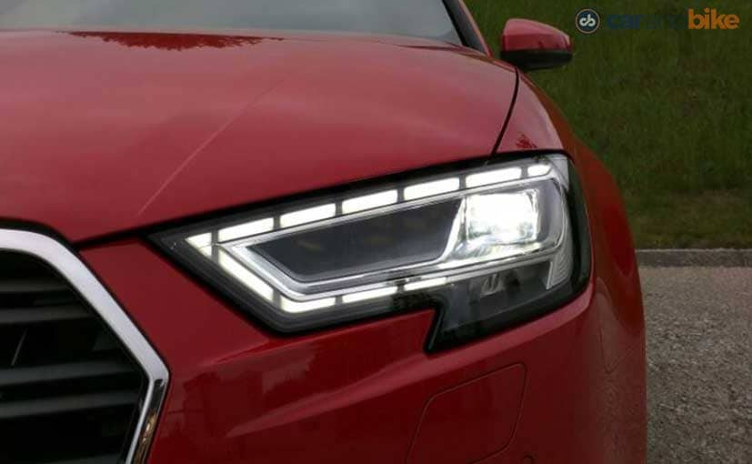 2017 Audi A3 Facelift Headlamp
