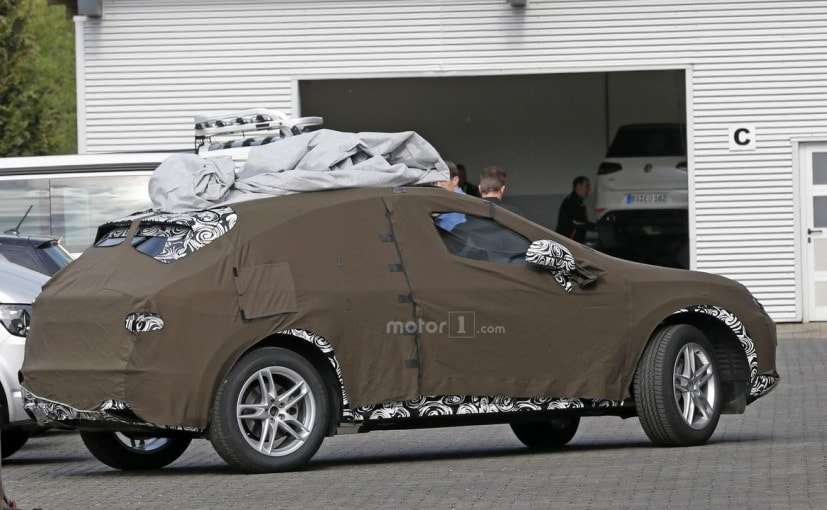 2018 Audi Q3 Spotted Testing for the First Time