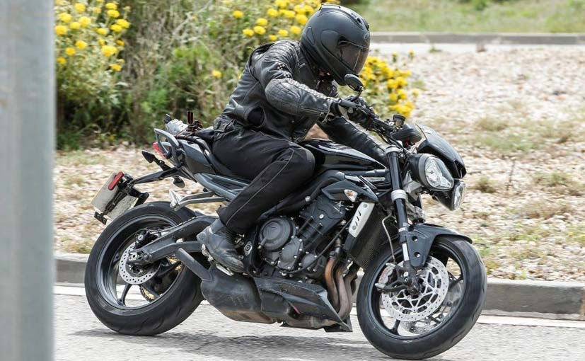 Exclusive: Triumph To Launch All-New Street Triple