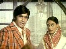 Vidya Balan is All Praises For Amitabh And Jaya Bachchan's <I>Abhimaan</i>