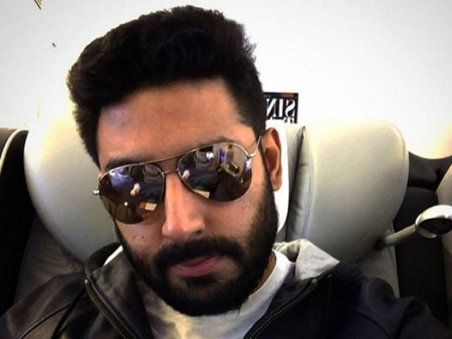 Abhishek Bachchan is 'Back to Work' After a Month of Rest