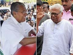 Achuthanandan Is CPM's 'Fidel Castro', Pinarayi Is Kerala Chief Minister