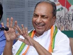 केरल चुनाव : एंटनी की प्रचार शैली से बीजेपी नाराज