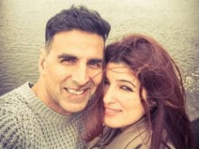Vacation Mode On: Akshay Kumar, Twinkle's 'Perfect Getaway.' See Pic