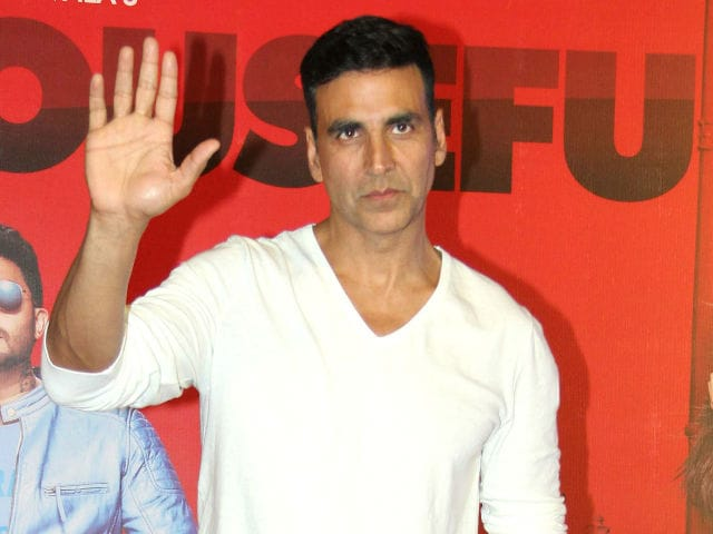 Akshay Kumar Says What Bodyguard Did Was Wrong, Won't Happen Again