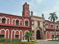 As Kashmiri Students Protest At AMU, Governor Speaks With HRD Minister