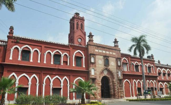 Former Vice President Of Aligarh Muslim University Student Union Attacked