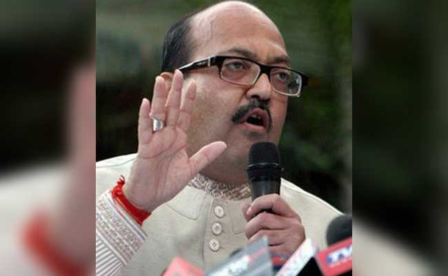 'Akhilesh Yadav Supporter' Issuing Death Threats To Me: Amar Singh