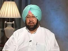 Capt Amarinder Singh Takes Oath Today. Eyes On Navjot Sidhu Role: 10 Facts