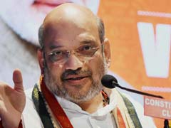 Amit Shah Presents Report Card, Says BJP Will Fulfill All Poll Promises