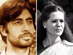 'जब सोनिया गांधी ने अमिताभ-बंटी से धर्म भाई का नाता जोड़ लिया...'