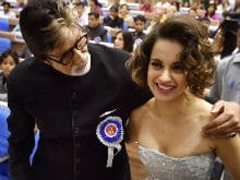 National Awards: Amitabh Bachchan, Kangana Ranaut Collect Their Prizes
