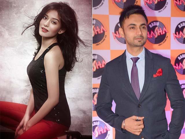 Shaadi Mubarak: Amrita Rao Marries Radio Jockey Anmol