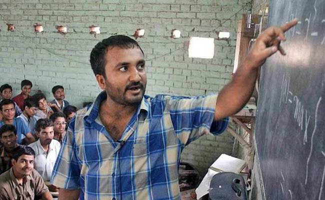 Don't Let Poverty Kill Talent, Exhorts 'Super 30' Founder Anand Kumar