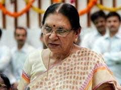 Gujarat Protests: Anandiben Patel To Visit Una Today; Congress Seeks Judicial Probe