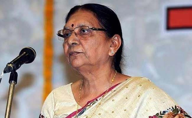 Urban Women Don't Breastfeed In Fear Of Losing Figure: Anandiben Patel