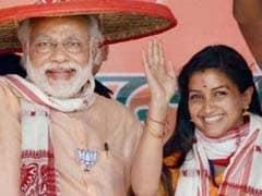 जानिए, असम की बीजेपी विधायक व अभिनेत्री अंगूरलता डेका को, जो सोशल मीडिया पर हैं चर्चित