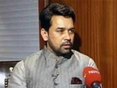 अनुराग ठाकुर के निशाने पर आए शशांक मनोहर, कहा - जरूरत के समय BCCI को डूबते जहाज की तरह छोड़ गए