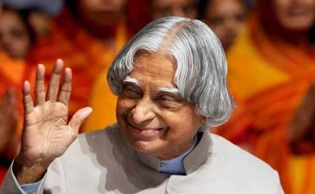 Birth Anniversary of APJ Abdul Kalam (15 October 1931)