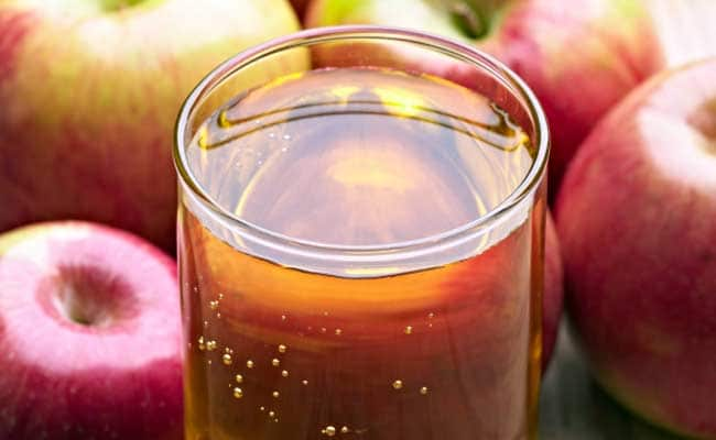 Diluted Apple Juice Best To Treat Dehydration In Kids