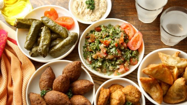 Beyond hummus 9 popular arabic foods you must try ndtv food for Arabic cuisine names