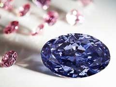 'Impossibly Rare' Violet Diamond Found In Australia