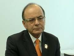 Congress Actions Making Them Look More Suspect: Finance Minister