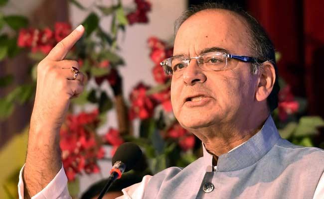 Arun Jaitley Denounces Attacks On RBI Governor Raghuram Rajan