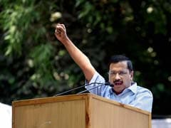 Arvind Kejriwal Hits Out At Congress For Kamal Nath's Appointment