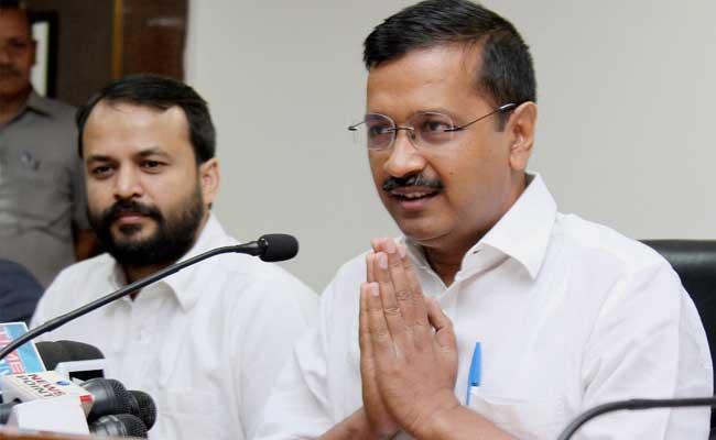 अरविंद केजरीवाल ने IAS अधिकारियों को दिया सुरक्षा का भरोसा, की यह अपील...