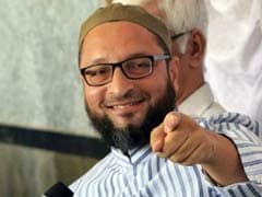 """<i>Dhokla</i>?"" Asaduddin Owaisi Doubles Down On ""Beef"" Attack On PM Modi"