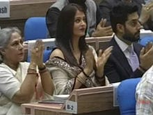 National Awards: Aishwarya, Abhishek and Jaya Cheer For Big B