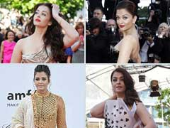 It's Aishwarya's 15th Year At Cannes. Here's a Red Carpet Report So Far
