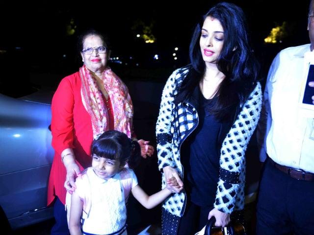 Cannes Welcomes Aishwarya Rai Bachchan and Aaradhya