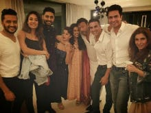 Literally <i>Housefull</i>. When Akshay and Gang 'Gatecrashed' Asin's Home