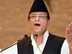 सपा नेता आजम खान ने अंबेडकर की 'उठी हुई अंगुली' का नया मतलब निकाला