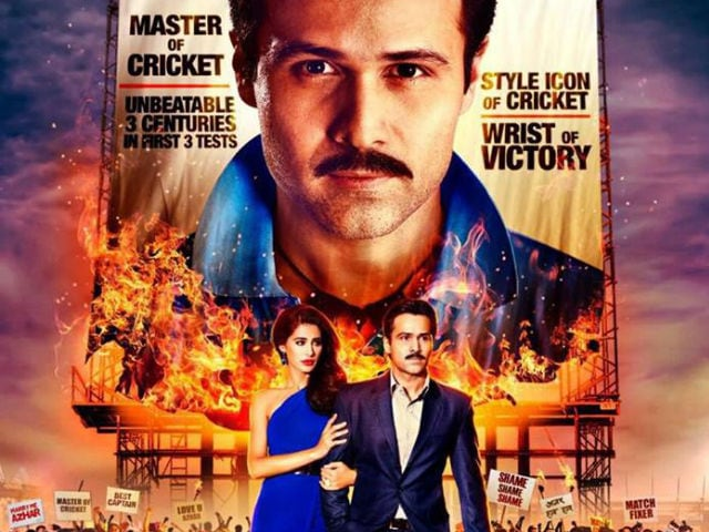 Emraan Hashmi Says He Expected Controversies Surrounding Azhar