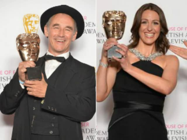 Mark Rylance, Suranne Jones Win Top Prizes At BAFTA TV Awards 2016