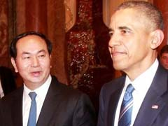 Barack Obama Lifts Arms Ban In His First Visit To Vietnam