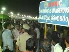 5 Feared Drowned Off Ramakrishna Beach In Visakhapatnam