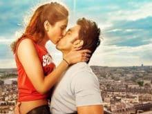 <I>Befikre Hokar</i> Ranveer, Vaani, Seal It With a Kiss in New Poster