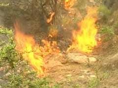 चार धाम यात्रा की आस्था पर उत्तराखंड के जंगल की आग का संकट, तीर्थयात्री असमंजस में
